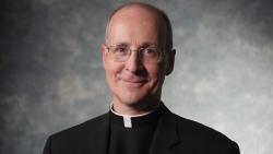 Rev. James Martin, SJ kicked off webinar series in September